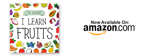 children's picture book about fruits buy on amazon