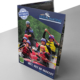 rafting brochure design portfolio